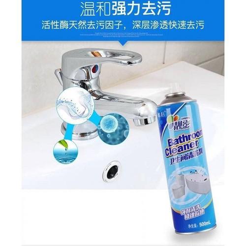 Bình xịt tẩy rửa vệ sinh nhà tắm, toilet đa năng