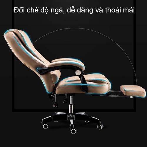 Ghế văn phòng kèm massage - ghế văn phòng