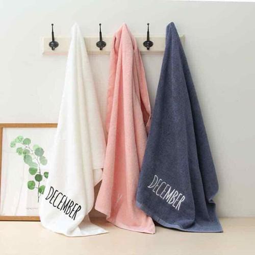 Khăn tắm cotton khổ to