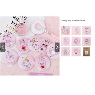 Gương mini lợn kute PK11A - 0223 thumbnail
