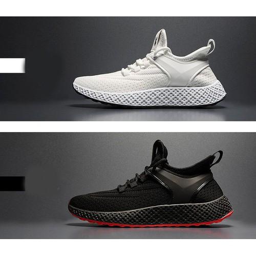 Giày sneaker vải nam - kiểu dáng hàn quốc hot nhất 2019 - 2 màu đen, trắng - g123 - 13330514 , 21509517 , 15_21509517 , 530000 , Giay-sneaker-vai-nam-kieu-dang-han-quoc-hot-nhat-2019-2-mau-den-trang-g123-15_21509517 , sendo.vn , Giày sneaker vải nam - kiểu dáng hàn quốc hot nhất 2019 - 2 màu đen, trắng - g123