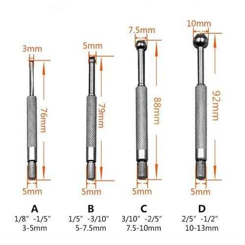 Bộ cử đo lỗ đo đường kính trong