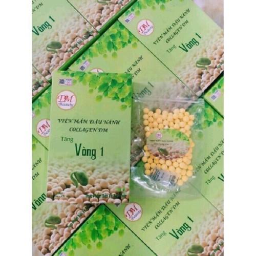 Combo 2 hộp viên mầm đậu nành collagen dm tăng vòng 1_tặng kèm thước dây - 13329184 , 21508052 , 15_21508052 , 60000 , Combo-2-hop-vien-mam-dau-nanh-collagen-dm-tang-vong-1_tang-kem-thuoc-day-15_21508052 , sendo.vn , Combo 2 hộp viên mầm đậu nành collagen dm tăng vòng 1_tặng kèm thước dây