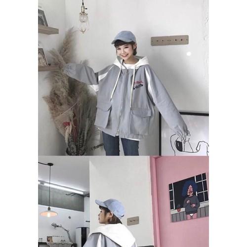 Áo khoác dù nữ mẫu mới có túi siêu kute giá rẻ - 13331001 , 21510060 , 15_21510060 , 99000 , Ao-khoac-du-nu-mau-moi-co-tui-sieu-kute-gia-re-15_21510060 , sendo.vn , Áo khoác dù nữ mẫu mới có túi siêu kute giá rẻ