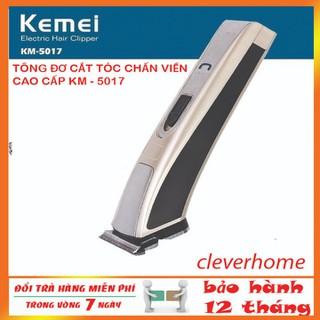 [ FREESHIP ] Tăng đơ hớt tóc tạo kiểu Chấn viền Kemei KM 5017 - Máy tăng đơ cắt tóc trẻ em cao cấp tại nhà - tăng đơ 5017 thumbnail
