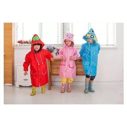 Áo mưa trẻ em 3 đến 6 tuổi