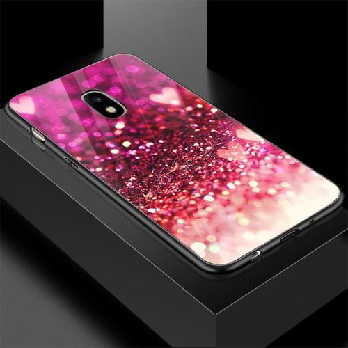Ốp kính cường lực cho điện thoại samsung galaxy j5 - trái tim tình yêu ms love074