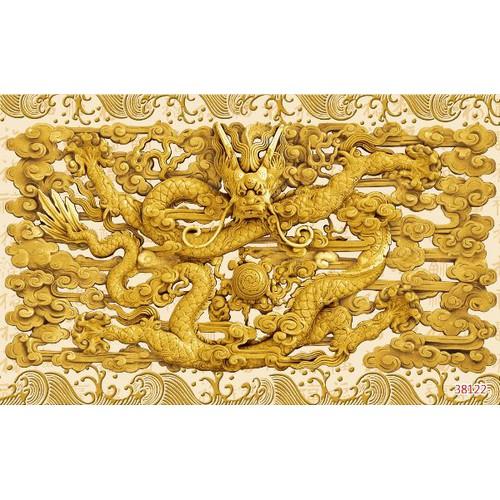 Tranh dán tường rồng vàng - 12909535 , 21496224 , 15_21496224 , 159000 , Tranh-dan-tuong-rong-vang-15_21496224 , sendo.vn , Tranh dán tường rồng vàng