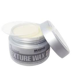 Sáp vuốt tóc siêu cứng giữ nếp tóc cho Nam giới Mugens Texture Wax Hàn Quốc 90g