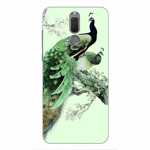 Ốp điện thoại dành cho máy huawei gr5 - chim công phượng ms cphuong008