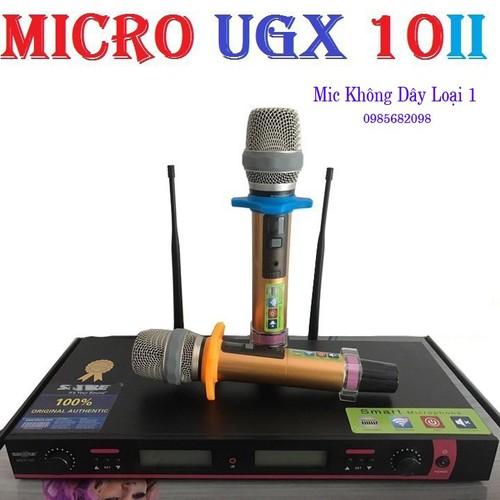 Micro không dây cao cấp ugx 10 ii loại 1 - 13320772 , 21497472 , 15_21497472 , 1950000 , Micro-khong-day-cao-cap-ugx-10-ii-loai-1-15_21497472 , sendo.vn , Micro không dây cao cấp ugx 10 ii loại 1
