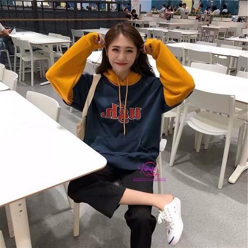 Áo hoodie nữ kiểu hàn quốc