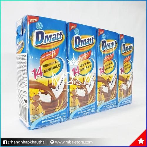 Sữa lúa mạch dutch mill dmalt socola - úc - lốc 4 hộp - 180ml - 13338212 , 21519385 , 15_21519385 , 36000 , Sua-lua-mach-dutch-mill-dmalt-socola-uc-loc-4-hop-180ml-15_21519385 , sendo.vn , Sữa lúa mạch dutch mill dmalt socola - úc - lốc 4 hộp - 180ml