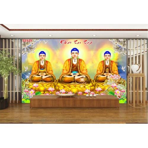 Tranh dán tường tôn giáo tượng phật như lai - 13319558 , 21495863 , 15_21495863 , 159000 , Tranh-dan-tuong-ton-giao-tuong-phat-nhu-lai-15_21495863 , sendo.vn , Tranh dán tường tôn giáo tượng phật như lai