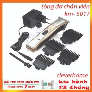 [ TẾT TRUNG THU ] Tăng đơ cắt tóc giá rẻ tạo kiểu Chấn viền Kemei KM 5017 - Máy tăng đơ cắt tóc chạy pin cao cấp - KM _ 5017 thumbnail