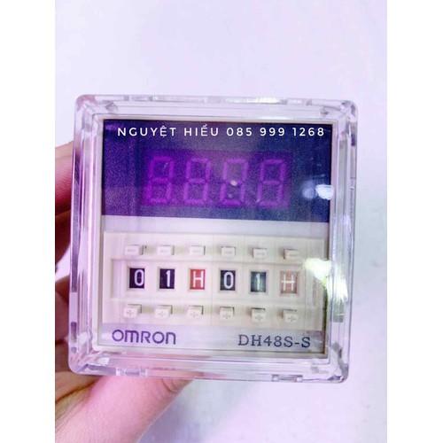 Rơ le relay thời gian timer omron dh48s-s - 12727112 , 21545909 , 15_21545909 , 180000 , Ro-le-relay-thoi-gian-timer-omron-dh48s-s-15_21545909 , sendo.vn , Rơ le relay thời gian timer omron dh48s-s