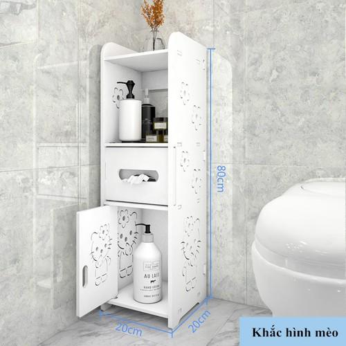 Kệ thông minh thùng rác, ngăn kéo để giấy chống thấm, giá để đồ. có thể đặt trong phòng khách, phòng ngủ, nhà vệ sinh. - 13348087 , 21551942 , 15_21551942 , 378000 , Ke-thong-minh-thung-rac-ngan-keo-de-giay-chong-tham-gia-de-do.-co-the-dat-trong-phong-khach-phong-ngu-nha-ve-sinh.-15_21551942 , sendo.vn , Kệ thông minh thùng rác, ngăn kéo để giấy chống thấm, giá để đồ.