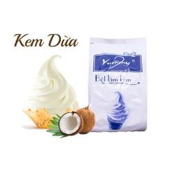 Bột Làm Kem Tươi - Hương Sữa Dừa - Túi 2kg