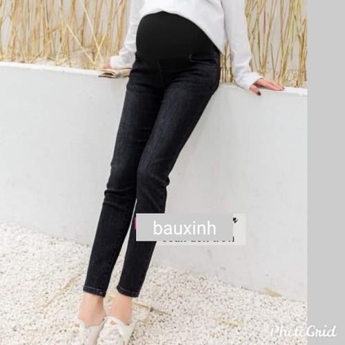 Quần jeans bầu dạo phố - 13347392 , 21550929 , 15_21550929 , 180000 , Quan-jeans-bau-dao-pho-15_21550929 , sendo.vn , Quần jeans bầu dạo phố