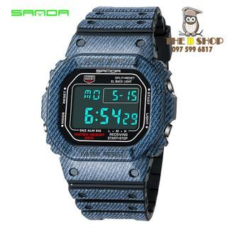 đồng hồ đôi - đồng hồ đôi S78 3