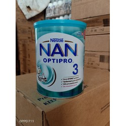 Sữa Nan Nga 800g Số 3 Mẫu Mới
