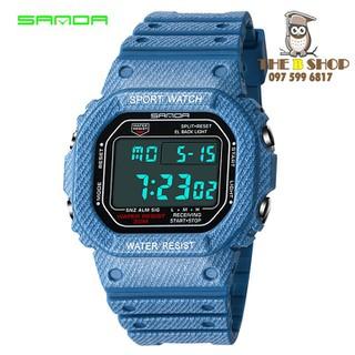 đồng hồ đôi - đồng hồ đôi S78 4