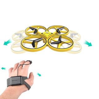 Đồ chơi Máy bay Cảm ứng có đèn led điều khiển Theo Cử Chỉ Tay và Cảm Biến Va Chạm - Đồ chơi Máy bay Cảm ứng thumbnail