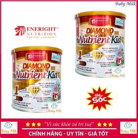 Combo 2 lon sữa bột Diamond nutrient kid 1 700g - Combo 2 lon Diamond