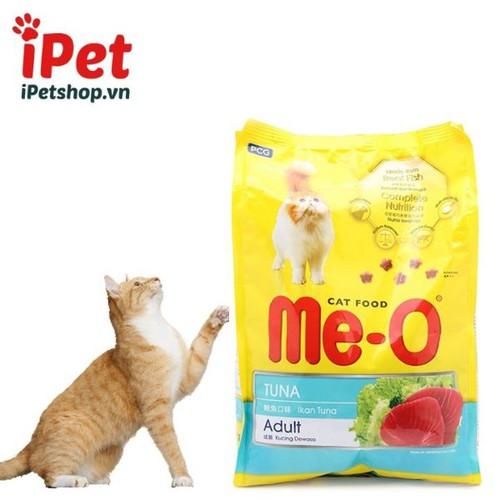 Thức ăn hạt cho mèo vị cá ngừ 350g - thái lan