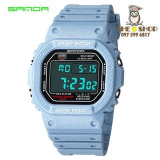 đồng hồ đôi - đồng hồ đôi S78 2