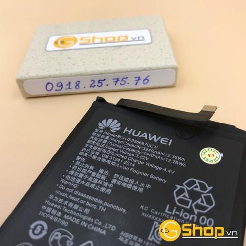 Pin huawei nova 2i, 3340mah cho huawei nova 2i mới, loại 1