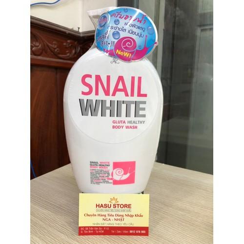 Sữa tắm trắng da #snail white ốc sên 800ml thái lan - 13345200 , 21548128 , 15_21548128 , 110000 , Sua-tam-trang-da-snail-white-oc-sen-800ml-thai-lan-15_21548128 , sendo.vn , Sữa tắm trắng da #snail white ốc sên 800ml thái lan