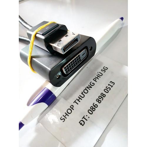 Cáp chuyển tín hiệu displayport ra dvi-d_24 - 1_zin - cáp dài 25cm