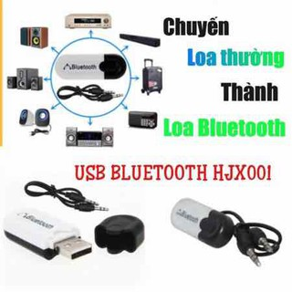 USB BLUETOOTH HJX-001 - USB-HJX001 thumbnail