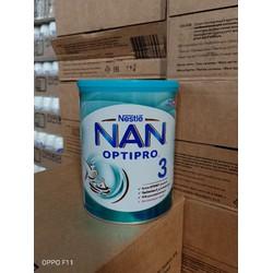 Sữa Nan Nga Số 3 800g Mẫu Mới