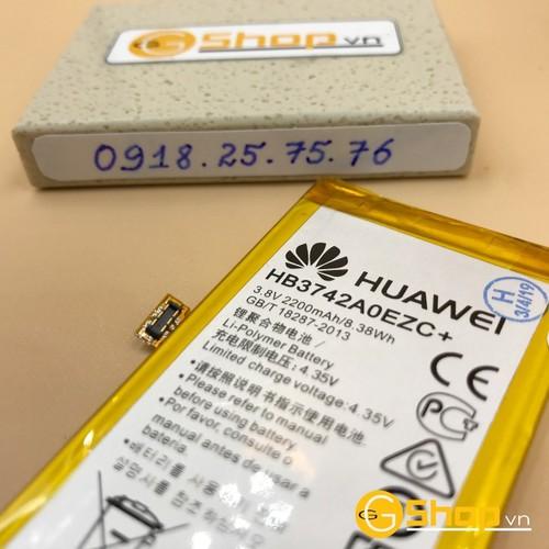 Pin huawei p8 lite, 2200mah cho huawei p8 lite đủ dung lượng, loại 1