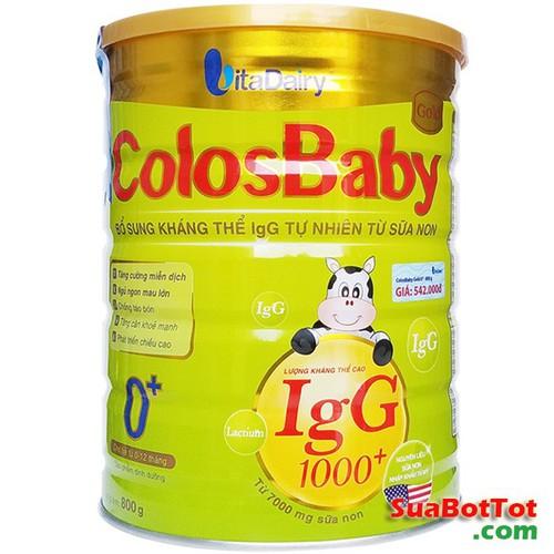 [Cho xem hàng]_sữa bột colosbaby 0+ 800g_date mới - 20223472 , 21538103 , 15_21538103 , 395000 , Cho-xem-hang_sua-bot-colosbaby-0-800g_date-moi-15_21538103 , sendo.vn , [Cho xem hàng]_sữa bột colosbaby 0+ 800g_date mới