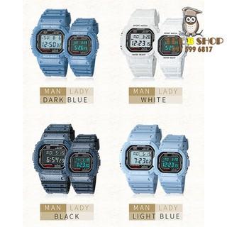 đồng hồ đôi - đồng hồ đôi S78 6