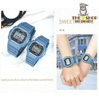 đồng hồ đôi - đồng hồ đôi S78 1