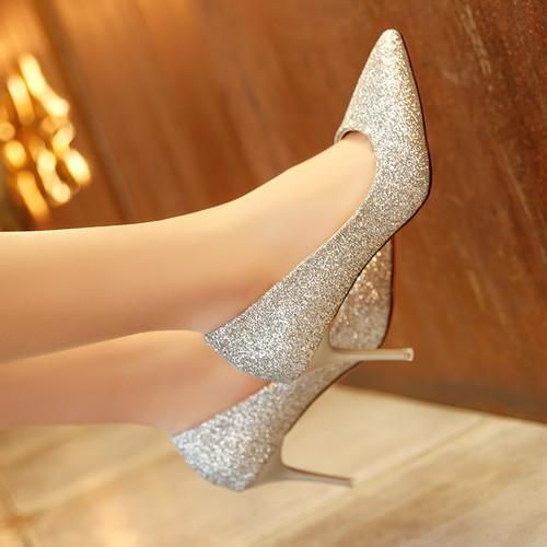 Giày cao gót sanh chảnh dành cho nữ