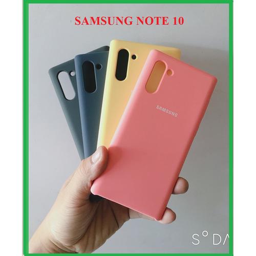 Samsung note 10 ốp silicons chống bẩn chính hãng