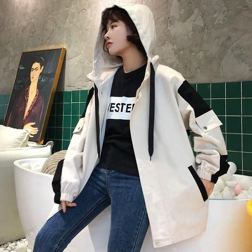 Áo khoác dù nữ  siêu rẻ