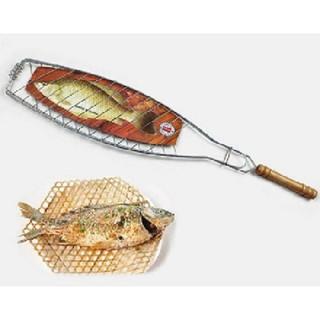 Vỉ nướng cá inox loại nhỏ - Vỉ nướng cá thumbnail