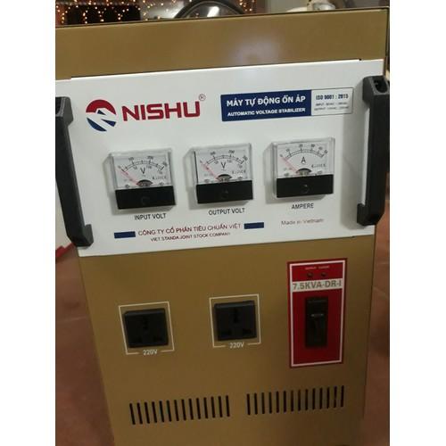 Ổn áp nishu 7.5kw giải 50-250v thế hệ mới có thêm 1 đồng hồ báo điện vào - 13351274 , 21556032 , 15_21556032 , 4320000 , On-ap-nishu-7.5kw-giai-50-250v-the-he-moi-co-them-1-dong-ho-bao-dien-vao-15_21556032 , sendo.vn , Ổn áp nishu 7.5kw giải 50-250v thế hệ mới có thêm 1 đồng hồ báo điện vào