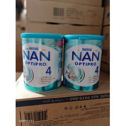 Sữa Bột Nan Nga Số 4 800g Mẫu Mới