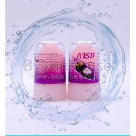 01 Lăn Khử Mùi Đá Khoáng Măng Cụt - Nội Địa Thái Lan - CL005