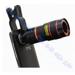 [Giao 3H HCM] Ống kính zoom 12X chụp hình đa năng cho điện thoại và tablet