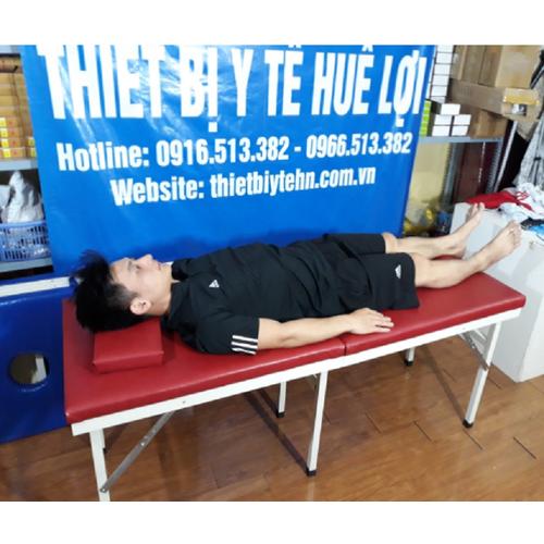 Giường massage trị liệu gấp gọn hình valy chân sắt hl6 - 18 - 13368562 , 21576934 , 15_21576934 , 2150000 , Giuong-massage-tri-lieu-gap-gon-hinh-valy-chan-sat-hl6-18-15_21576934 , sendo.vn , Giường massage trị liệu gấp gọn hình valy chân sắt hl6 - 18