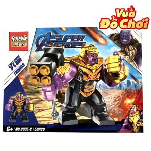 Xếp hình avenger - xếp hình super hero 35k