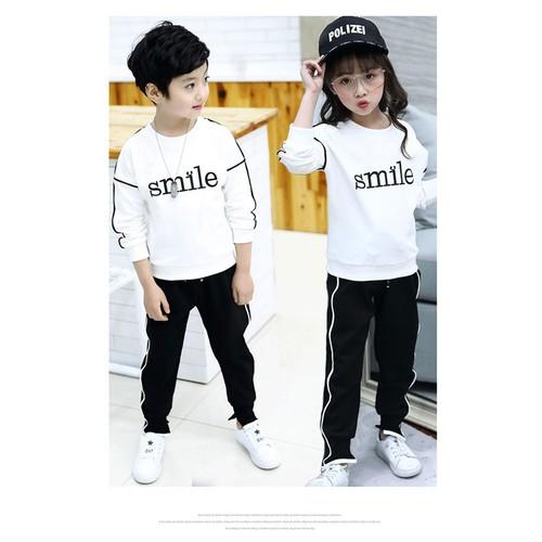 [Siêu sale] bộ quần áo thu đông smile dễ thương cho bé 16-40kg - 13366750 , 21574797 , 15_21574797 , 270000 , Sieu-sale-bo-quan-ao-thu-dong-smile-de-thuong-cho-be-16-40kg-15_21574797 , sendo.vn , [Siêu sale] bộ quần áo thu đông smile dễ thương cho bé 16-40kg